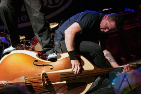 Reverend Horton Heat performing at The Phoenix Concert Theatre in Toronto, ON on June 5, 2015. (Photo: Theo Rallis/Aesthetic Magazine)