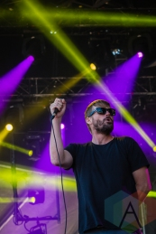 Mad Caddies performing at Amnesia Rockfest in Montebello, QC on June 19, 2015. (Photo: Scott Penner/Aesthetic Magazine)