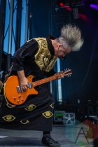 Melvins performing at Amnesia Rockfest in Montebello, QC on June 20, 2015. (Photo: Scott Penner/Aesthetic Magazine)