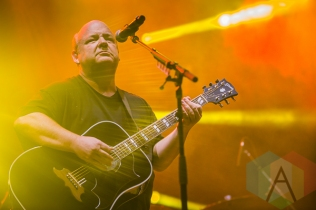 Tenacious D performing at Amnesia Rockfest in Montebello, QC on June 20, 2015. (Photo: Scott Penner/Aesthetic Magazine)