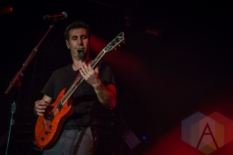 System of a Down performing at Amnesia Rockfest in Montebello, QC on June 20, 2015. (Photo: Scott Penner/Aesthetic Magazine)