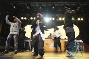 Wu-Tang Clan performing at Secret Solstice 2015 in Reykjavík, Iceland on June 21st, 2015. (Photo: Damien Gilbert/Aesthetic Magazine)