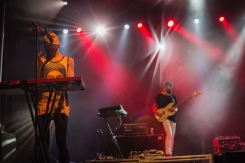 Mother Mother performing at Ottawa Bluesfest on July 16, 2015. (Photo: Scott Penner)
