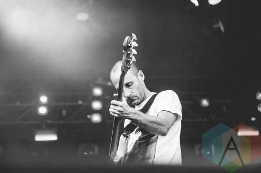 Cold War Kids performing at Wayhome Festival on July 26, 2015. (Photo: Rick Clifford/Aesthetic Magazine)