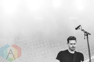 Alt-J performing at Wayhome Festival on July 24, 2015. (Photo: Rick Clifford/Aesthetic Magazine)