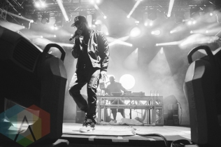 Big KRIT performing at Wayhome Festival on July 25, 2015. (Photo: Rick Clifford/Aesthetic Magazine)
