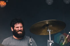 Manchester Orchestra performing at Wayhome Festival on July 25, 2015. (Photo: Rick Clifford/Aesthetic Magazine)