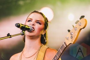 The Beaches performing at Wayhome Festival on July 25, 2015. (Photo: Rick Clifford/Aesthetic Magazine)