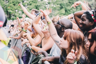 Wayhome Festival 2015. (Photo: Rick Clifford/Aesthetic Magazine)