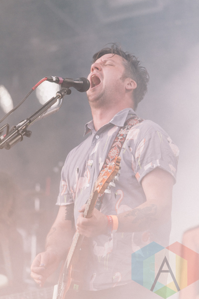 Modest Mouse performing at Wayhome Festival on July 25, 2015. (Photo: Rick Clifford/Aesthetic Magazine)