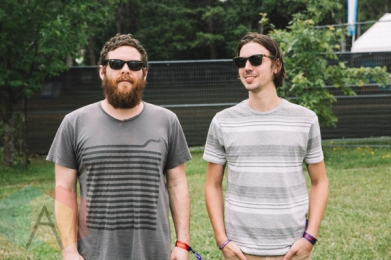 Manchester Orchestra at Wayhome Festival. (Photo: Amy Buck/Aesthetic Magazine)