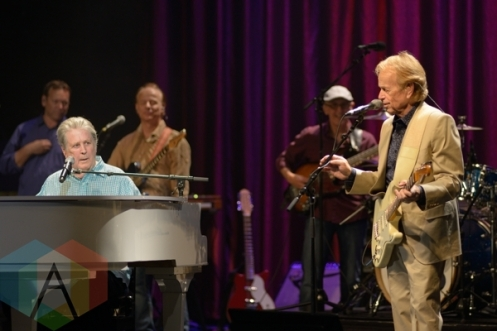 Brian Wilson performing at The Danforth Music Hall in Toronto, ON, on July 4, 2015. (Photo: Steve Danyleyko/Aesthetic Magazine)