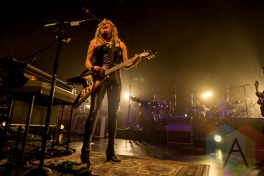 Grace Potter performing at The Danforth Music Hall in Toronto, ON on July 30, 2015. (Photo: Dale Benvenuto/Aesthetic Magazine)