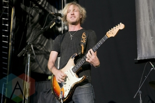 Kenny Wayne Shepherd performing at the Shoreline Amphitheatre in Mountain View, CA on July 16th, 2015. (Photo: Raymond Ahner/Aesthetic Magazine)