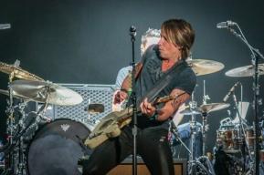 Keith Urban performing at Ottawa Bluesfest on July 16, 2015. (Photo: Mark Horton)
