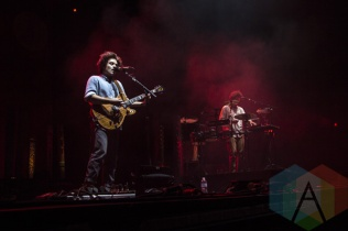 Milky Chance performing at Edgefest 2015 in Toronto, ON on July 23, 2015. (Photo: Alyssa Balistreri/Aesthetic Magazine)