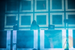 Bassnectar performing at the Pemberton Music Festival on July 16, 2015. (Photo: Steven Shepherd/Aesthetic Magazine)
