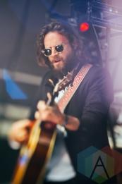 Father John Misty performing at the Pemberton Music Festival on July 18, 2015. (Photo: Steven Shepherd/Aesthetic Magazine)