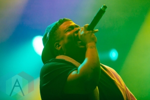 De La Soul performing at the Pemberton Music Festival on July 18, 2015. (Photo: Steven Shepherd/Aesthetic Magazine)