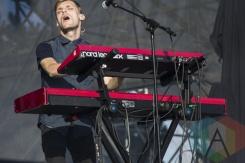 X Ambassadors performing at Edgefest 2015 in Toronto, ON on July 23, 2015. (Photo: Alyssa Balistreri/Aesthetic Magazine)
