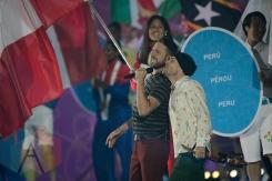 The Toronto 2015 Pan Am Games closing cceremony in Toronto, ON on July 26, 2015. (Photo: Julian Avram/Aesthetic Magazine)