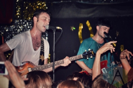 The Black Lips performing at The Horseshoe Tavern in Toronto, ON on July 9, 2015. (Photo: Justin Roth/Aesthetic Magazine)