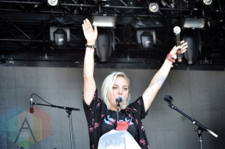 Lowell performing at Wayhome Festival on July 24, 2015. (Photo: Justin Roth/Aesthetic Magazine)