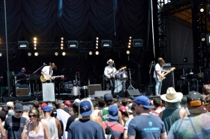 Delta Spirit performing at Wayhome Festival on July 24, 2015. (Photo: Justin Roth/Aesthetic Magazine)