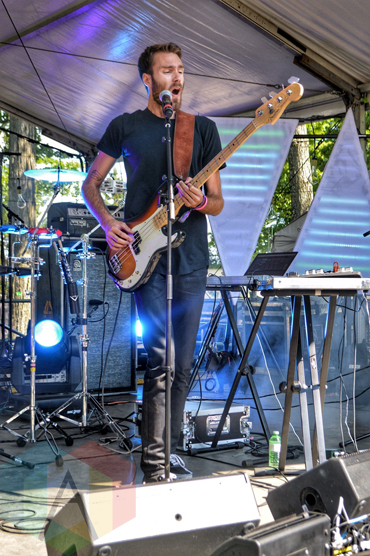 Bear Mountain performing at Wayhome Festival on July 24, 2015. (Photo: Justin Roth/Aesthetic Magazine)