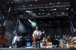 The Decemberists performing at Wayhome Festival on July 24, 2015. (Photo: Justin Roth/Aesthetic Magazine)