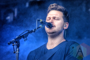 Alt-J performing at Wayhome Festival on July 24, 2015. (Photo: Justin Roth/Aesthetic Magazine)