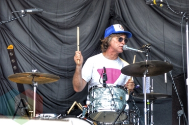 Sloan performing at Wayhome Festival on July 26, 2015. (Photo: Justin Roth/Aesthetic Magazine)