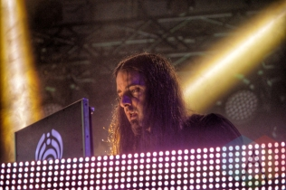 Bassnectar performing at Wayhome Festival on July 25, 2015. (Photo: Justin Roth/Aesthetic Magazine)