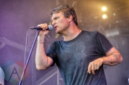Cold War Kids performing at Wayhome Festival on July 26, 2015. (Photo: Justin Roth/Aesthetic Magazine)