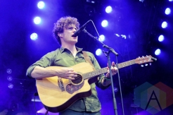 Vance Joy performing at Wayhome Festival on July 26, 2015. (Photo: Justin Roth/Aesthetic Magazine)