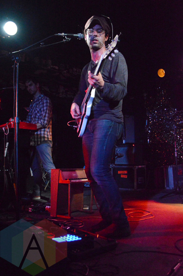 Clap Your Hands Say Yeah performing at The Horseshoe Tavern in Toronto, ON on July 29, 2015. (Photo: Justin Roth/Aesthetic Magazine)