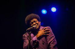 Charles Bradley performing at Ottawa Bluesfest on July 9, 2015. (Photo: Scott Penner)