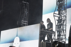 Zeds Dead performing at Ottawa Bluesfest on July 8, 2015. (Photo: Danyca MacDonald)
