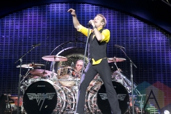Van Halen performing at the Shoreline Amphitheatre in Mountain View, CA on July 16th, 2015. (Photo: Raymond Ahner/Aesthetic Magazine)