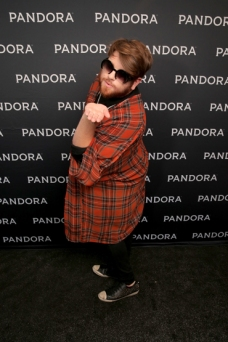 Who Is Fancy attends Pandora Summer Crush 2015 at L.A. LIVE in Los Angeles on Aug. 15, 2015. (Photo: Chelsea Lauren/Getty)