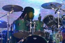 Beres Hammond performing at Toronto Reggae Fest in Toronto, ON, on August 15, 2015. (Photo: Steve Danyleyko/Aesthetic Magazine)
