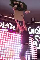 Chocolate Puma performing at VELD Music Festival 2015. (Photo: Theo Rallis/Aesthetic Magazine)