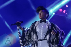 Janelle Monae performing at Panamania 2015 in Toronto, ON on Aug. 9, 2015. (Photo: Victoria Charko/Aesthetic Magazine)Janelle Monae performing at Panamania 2015 in Toronto, ON on Aug. 9, 2015. (Photo: Victoria Charko/Aesthetic Magazine)