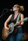 Kathleen Edwards performing at the Greenbelt Harvest Picnic in Hamilton, ON on Aug. 29, 2015. (Photo: Orest Dorosh/Aesthetic Magazine)