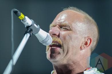 Faith No More performing at Ricoh Coliseum in Toronto on Aug. 7, 2015. (Photo: Julian Avram/Aesthetic Magazine)