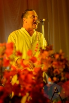 Faith No More performing at Ricoh Coliseum in Toronto on Aug. 7, 2015. (Photo: Julian Avram/Aesthetic Magazine)