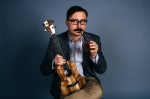 John Hodgman on The Daily Show, and growing up in Lovecraftianhellscapes