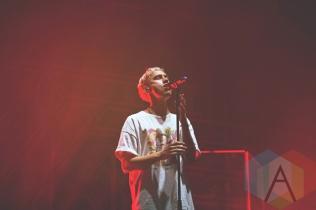 Years & Years performing at Leeds Festival 2015 on Aug. 28, 2015. (Photo: Priti Shikotra/Aesthetic Magazine)