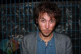 Daniel Romano at the Wolfe Island Music Festival. (Photo: Curtis Sindrey/Aesthetic Magazine)