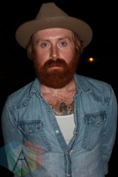 Spencer Burton at the Wolfe Island Music Festival. (Photo: Curtis Sindrey/Aesthetic Magazine)